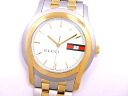 Gucci by GUCCI 5500XL mens quartz SSxGP White Dial