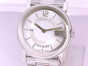 GUCCI gucci 101M men quartz SS white clockface