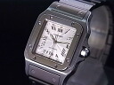 Cartier CARTIER サントスガルベ LM silver character dial automatic movement