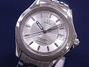 2501.31 omega OMEGA Cima star 120m SS silver clockface self-winding watches