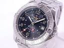 BREITLING Breitling A32350 Colt GMT SS black dial automatic movement