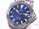 Professional player 2265.80 omega OMEGA Cima stars men navy clockface SS quartz