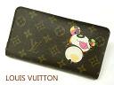 路易 · 威登 Louis Vuitton M61729 會標熊貓波爾圖莫内郵編郵編錢夾