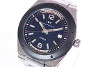 IWC IW323401 Ingenieur SS black dial automatic movement