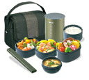 Zojirushi thermal insulation lunch box SZ-DA03GL