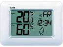 TANITA Tonita digital temperature-humidity TT-530 (white) in total