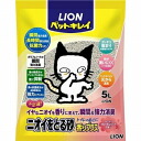 Take the lion ペットキレイニオイ sands fragrant scent of floral plus SOAP 5 l