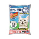 IRIS Ohyama clean & fresh Ag + 8 L (cat litter, cat sand) KFAG-80