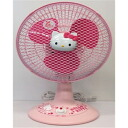 Sanrio hello kitty 18cm desk fan (electric fan) FKT-180T