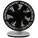 APRO 15cmDC desk fan black / white fan KDF-DC15B
