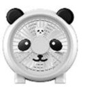 Three up desktop アニマルファン (animals type fan ) EF-1303 PD