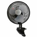TEKNOS technos 23 cm clip fan black CI-235 one size larger 23 cm clip fan
