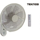 TEKNOS (テクノス) 35cmDC motor wall hangings electric fan KI-DC366