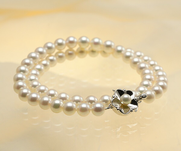 【真珠の本場 伊勢志摩よりお届け】深みのあるピンクが魅力♪7.0〜7.5mmあこや本真珠ネックレス【nc0491】