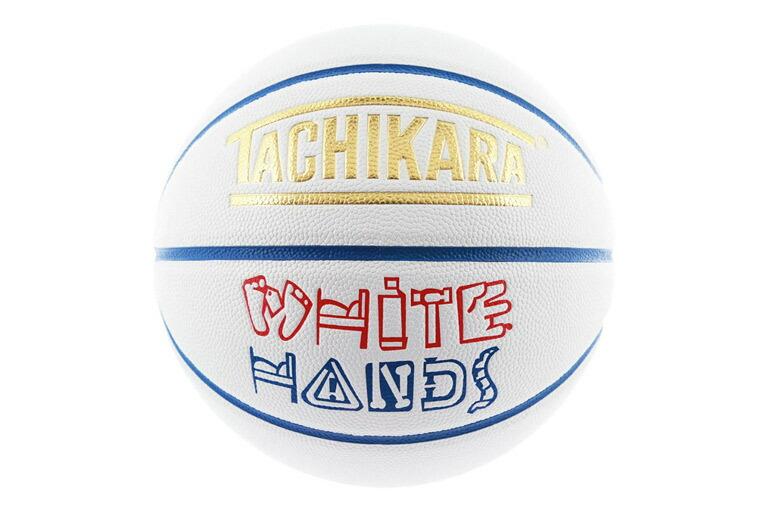 タチカラ バスケットボール 7号  ホワイトハンズ ドリームチーム