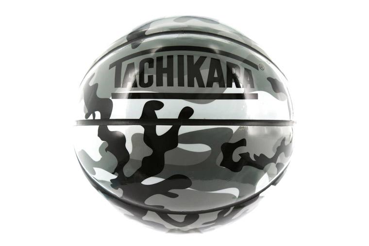 タチカラ バスケットボール 7号  ブラックカモ