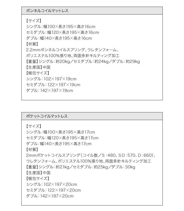 棚・コンセント付きフロアベッド【Skyline】スカイライン22