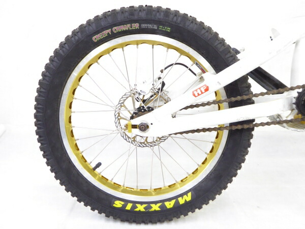 トライアルバイク 20 inch 自転車 ...