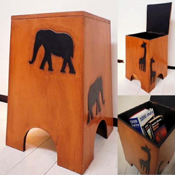 Animal stoolbox