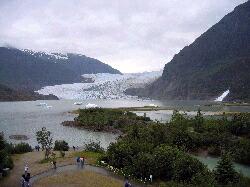 アラスカ氷河の氷-氷販売店