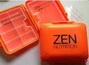 """Zenneutriionsobriment (ZEN NUTRITION) SUPPLEMENT and pill case refill casing M"" /? s mailing 250 Yen can? t / surf surfing health food and Surf Surf surfer SURFIN SURF SURFER convenient / supplement SUPPLEMENT"