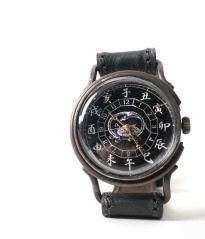 【達磨】玄武 手造り腕時計