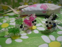 Handmade beads strap ◆◆ dog◆◆