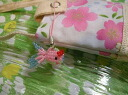 Handmade beaded - strap ◆ ◆ goldfish ◆ ◆