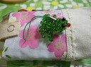 Handmade beads - strap ◆◆ frog◆◆