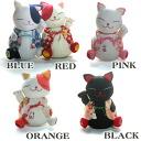 Good luck and happiness ■ Japanese crepe ■ Maneki Neko plush toys, figurines, hug pillows! Cute