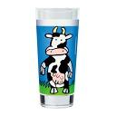 RITZENHOFF/릿트호후 MILKCLUB COLLECTION 밀크 클럽 밀크・글래스(81140112-Gernot Gunga) 우유 글래스・밀크 컵・디자인 텀블러・선물・선물・기프트
