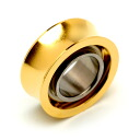 C size gold recessed domestically produced bearing