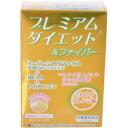 2.3 g of premium diet & fiber powder stick types *20 refreshing orange taste