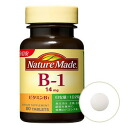 Nature made vitamin B1 80 grain / 40 min ★ total 1980 Yen over ★ day