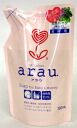 arau. (Arau) kitchen for SOAP refill more than 380 ml ★ total 1980 Yen at it ★