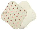 Be cloth ( vehicross ) cloth napkin liners (Strawberry pink) ★ total 1980 yen or more at ★
