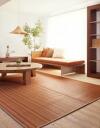 (A) grass rugs - herbs 190x190cm lag rush not grass available 花茣蓙