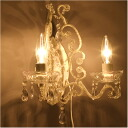 Bracket chandeliers 2 Wall jewel [