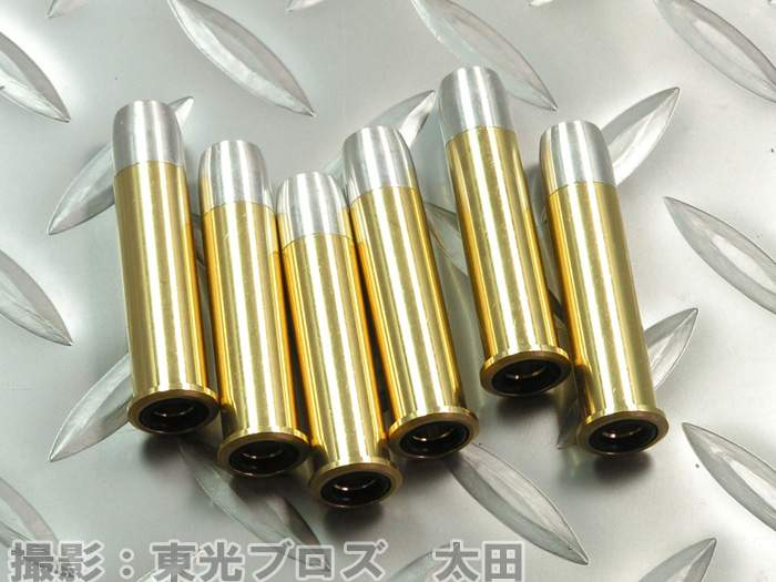 マルシン工業6mmBBガスリボルバーガンS\u0026WM586/M686用Xカートリッジ6発セット【