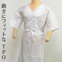 Elastic with a bleached TPO kimono slip