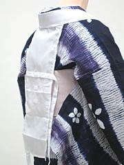 付け衿の付け方1