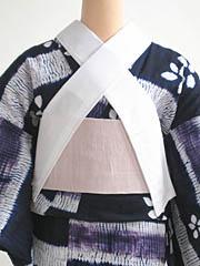 付け衿の付け方2