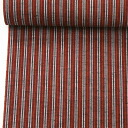 A kimono stripe (reddish brown system) of the Enshu cotton pongee Enshu cotton (No. 104)