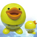 アロマソリューション with the power of the water to clean air Air Purifier ☆ cute duck and pig!