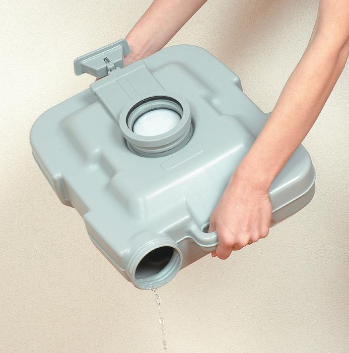 因为快速冲洗厕所、 清洁、 舒适 ! 把水放在洗罐、 泵压洗过一次! 污水处理是很容易是。 课程、 照料和护理的 如露营和休闲时间非常有用 ! * 尺寸: 约) 宽度 33.5 x 42 深度 x 高度 29.5 厘米,4.5 g * 负载能力: 150 公斤 * 水箱清洗水箱容量: 约 12 l/min 80-240 倍 * 在底部油箱污垢油箱容量: 10 升 * 教学手册和 1 年保修  航运: 免费全国   本产品不是化学需氧量。 请注意那个岛,冲绳县,不能提供。 130206 _ 免费 1302