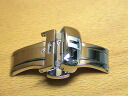 TISSOT Tissot genuine leather band-only push-Butterfly buckle D buckle 18 mm for wrist watch watch belt watch band