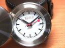 MONDAINE Mondaine Switzerland railways official railway watch alarm clock A992. TRAL.16SBB