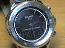 Tissot watch TISSOT T-TOUCH CLASSIC ティータッチ classic T0834201605100 regular agency products