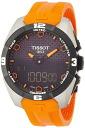 TISSOT Tissot watch t-touch expert Solar T-TOUCH EXPERT Solar T091.420.47.051.01