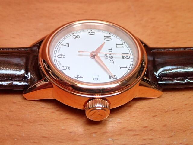 ティソ腕時計